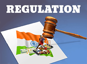 Online betting in India - regulation